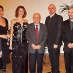 Con gli Ostinati e Vincenzo Consolo