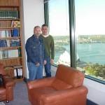 Con Pierpaolo Gandini